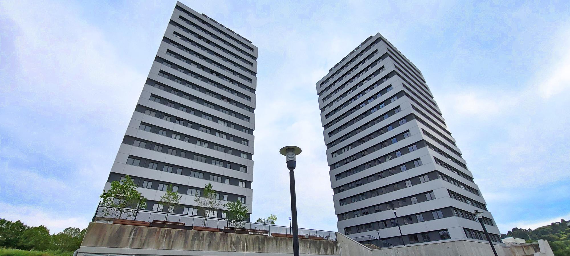 Venta de pisos torre somesco