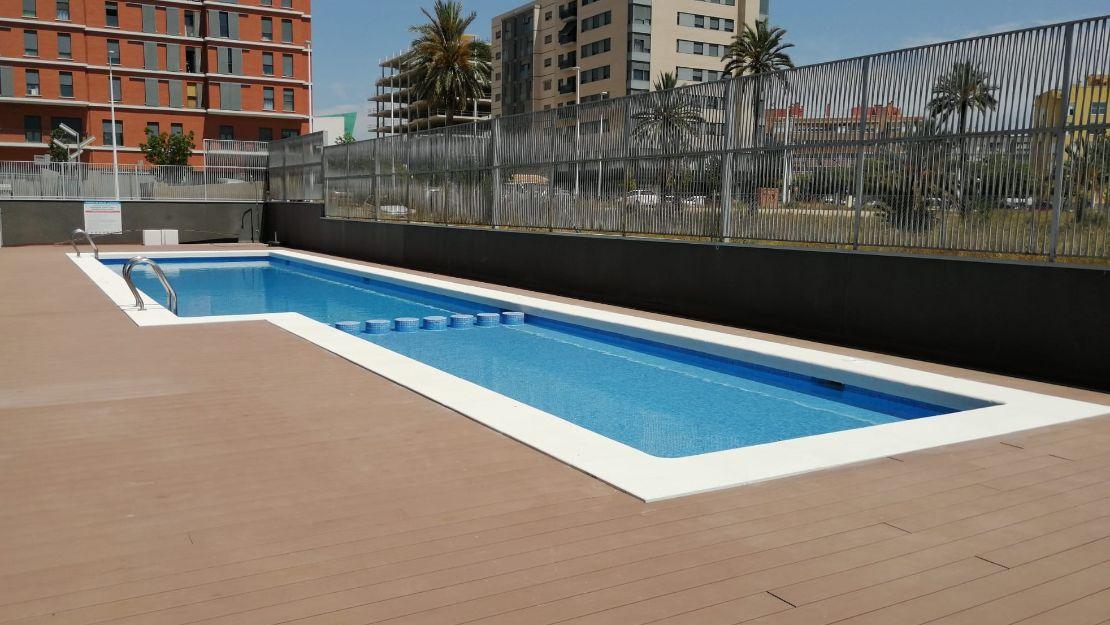 vivienda con piscina Elche